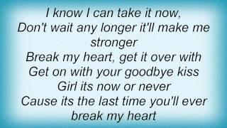 Play Break My Heart
