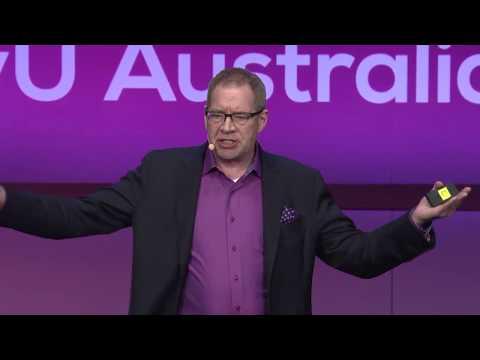 Corporate Innovation | Larry Keeley | SingularityU Australia Summit 2018 | Singularity University