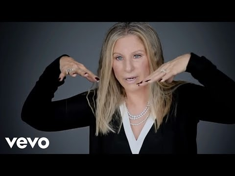 Barbra Streisand with Hugh Jackman - Any Moment Now