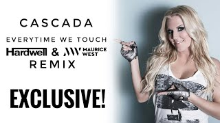 Cascada - Everytime We Touch (Hardwell & Maurice West 2018 Remix) | Aftab Rehman