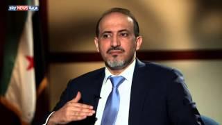 فيديو.. الجربا: إيران متورطة فى سوريا حتى النخاع