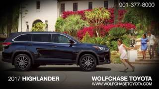 2017 Toyota Highlander   Wolfchase Toyota
