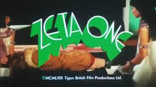 Zeta One 1969 Trailer - SciFi 70s Movie with Charles Hawtrey & Brigitte Skay