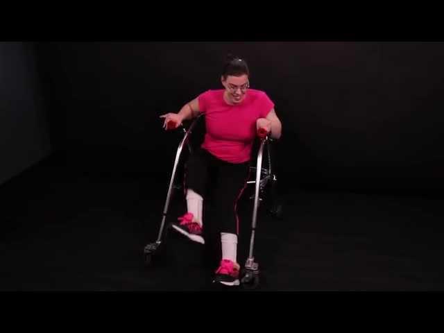 Adaptive Exercises: Leg Lifts