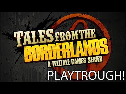 Tales from the Borderlands - Livestream PlayStation 4