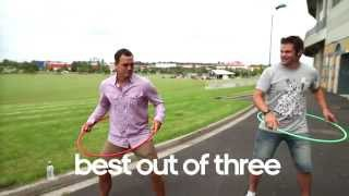 McCaw Vs Dagg - Hula Hoops