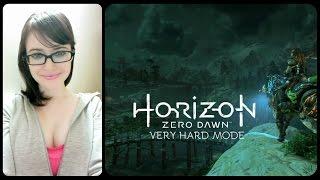 Let's Play Horizon Zero Dawn Very Hard Mode Part 5 With SailorGamer