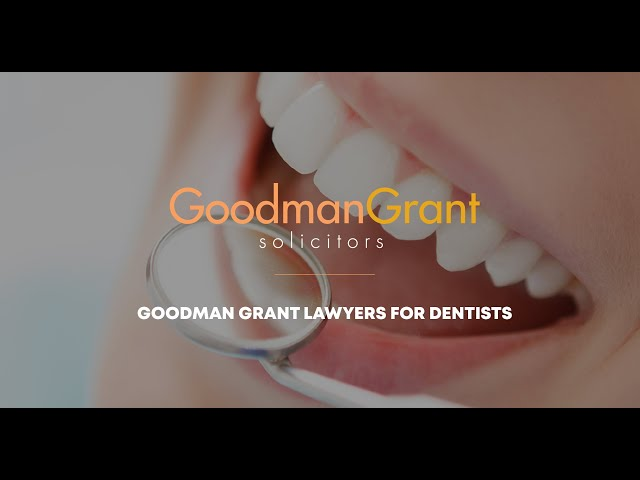 Goodman Grant Dental - Practice Ownership Opportunities