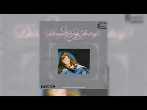[1987] Disney Strings Fantasy (ディズニー・ストリングス・ファンタジー) - Full Album