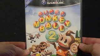Super Monkey Ball 2 (Gamecube) James & Mike Mondays