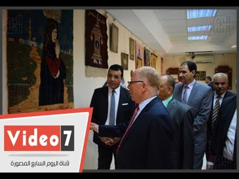 وزير الثقافة ومحافظ الأقصر يفتتحان ملتقى للفنون الشعبية  - نشر قبل 6 ساعة
