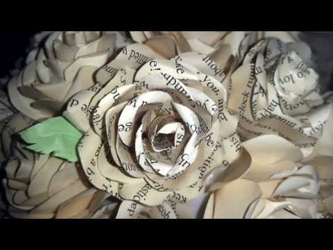 HOW TO MAKE PAPER LEAVES ♡DIY with Daisy♡