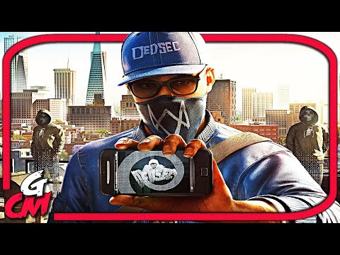 WATCH DOGS 2 - FILM COMPLETO ITALIANO