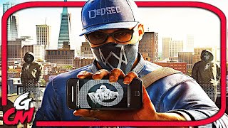 Download Video WATCH DOGS 2 - FILM COMPLETO ITA Game Movie MP3 3GP MP4