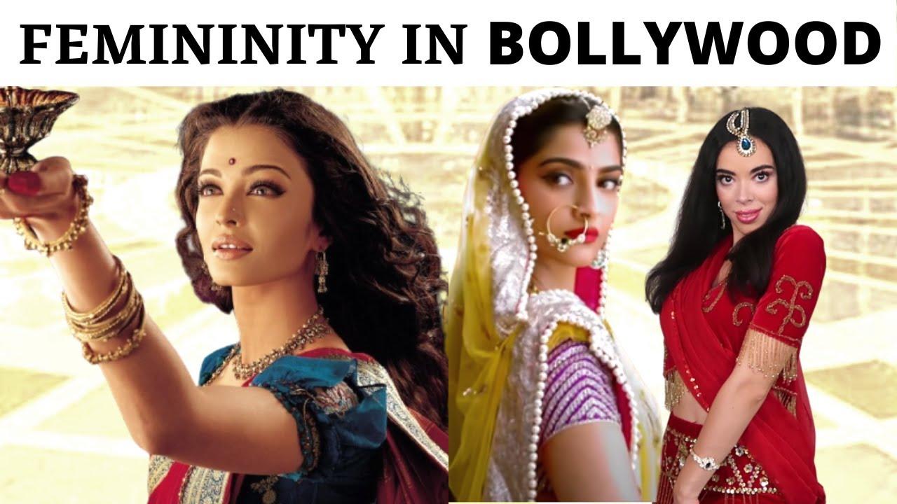 Femininity in Bollywood : Aishwarya Rai, Deepika Padukone...   Irresistible women in Indian movies