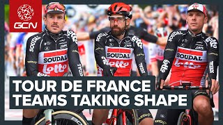 Tour De France Teams Start To Take Shape | GCN Racing News Show
