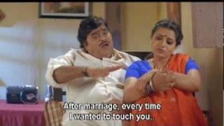 Comedy Marathi Film - Pehli Sher Doosri Savaasher Navra Paavsher - 11/16 - Ashok Saraf,Vijay Chavhan