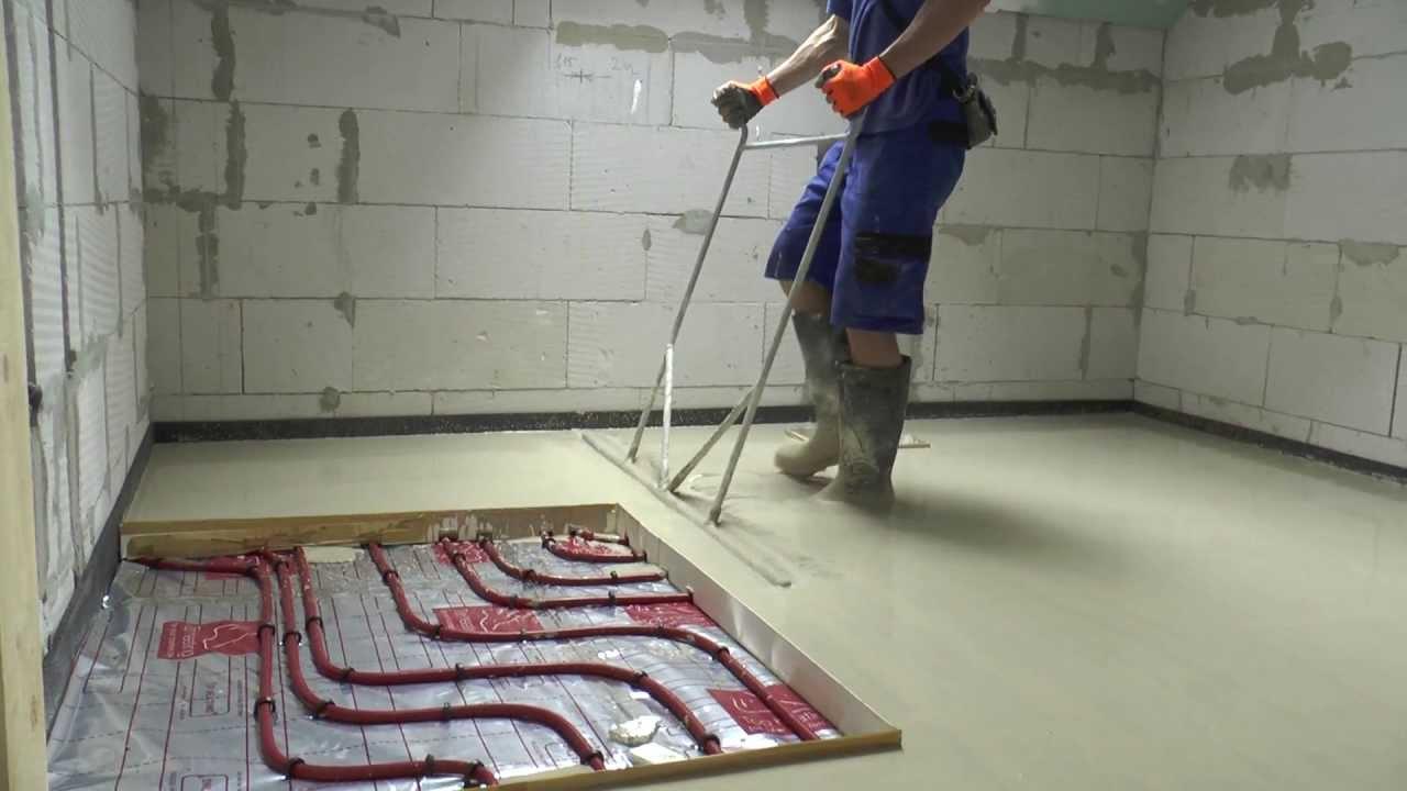 Lité epoxidové podlahy ceník