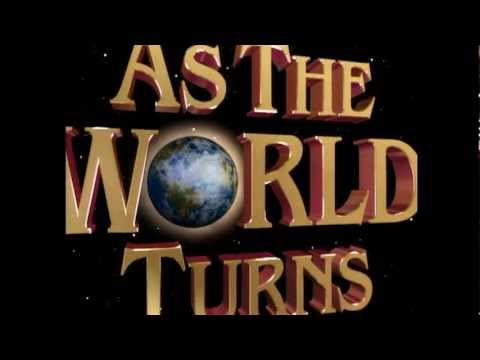 As the World Turns - long opening 1996 (HD)