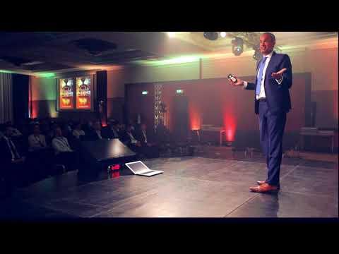 Magnus Lind keynote at CFO Insights 25 May 2018 in Copenhagen, Denmark