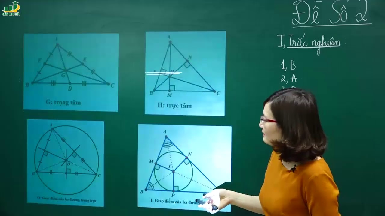 Toán lớp 7 –Đề thi môn TOÁN LỚP 7 CUỐI  HỌC KÌ 2- Đề số 2 (P2) có đáp án|Ôn tập, kiểm tra học kì 2
