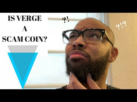 IS VERGE A SCAM COIN?! WHERE IS WRAITH PROTOCOL?