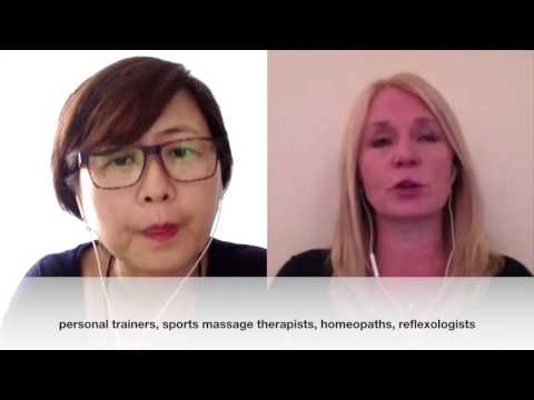 Modern Medicine Woman Chats With The Abundant Therapist (how to start a business)