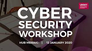 Cyber SecurityWorkshop_Hub Meraki