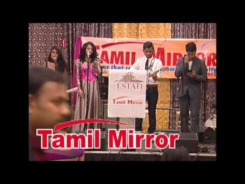 Tamil Mirror Gala 2015 - Medely by 8 notes