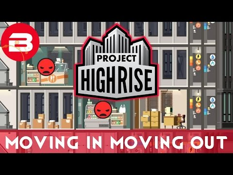 Project Highrise - CHALLENGES AWAIT! - Project Highrise Gameplay #4
