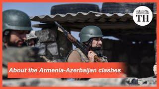 What's happening between Armenia and Azerbaijan?