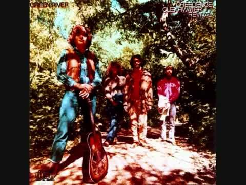 Creedence Clearwater Revival - Green River (1969) Full Album - YouTube [360p]