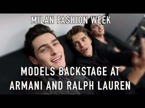 Milan Fashion Week!