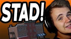 SKAPAR NY STAD!! - Minecraft Exelon