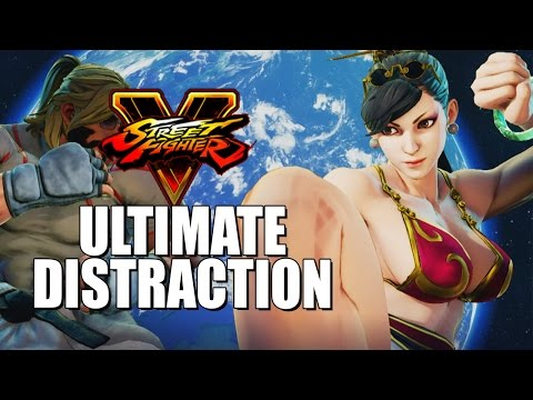 ULTIMATE DISTRACTION - Road To Platinum: Street Fighter 5 w/Mods