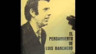 Luis Banchero Rossi - Exposición ante el Foro Nacional de Industrias (1968, ed. 1972)