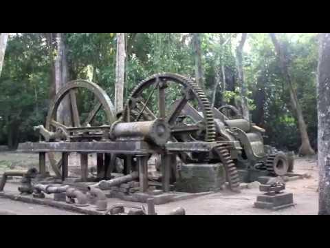 Belize Sugar Industry 18th Century - Belize Sugar Mills History Tour