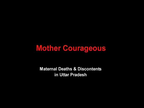 Mother Courageous