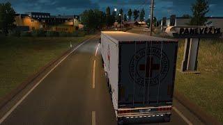 ETS2 GamePlay, Transportation …