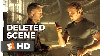 Guardians of the Galaxy Vol. 2 Deleted Scene - Kraglin and Quill (2017) | Movieclips Extras