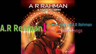 28 Non stop by A.R Rehman - BEST of BEST Song Mix