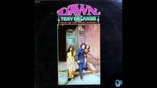 Tony Orlando & Dawn - Tie a yellow Ribbon round the old Oak Tree (HQ)