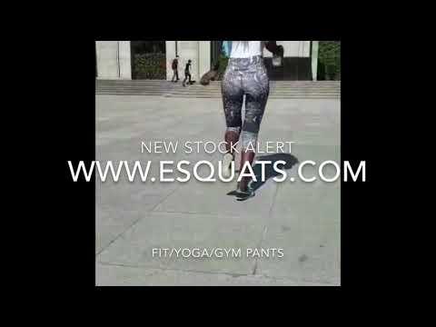 Body hugging fit/yoga/gym pants