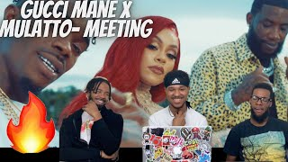 Gucci Mane - Meeting feat. Mulatto & Foogiano [Official Video] Reaction!!!