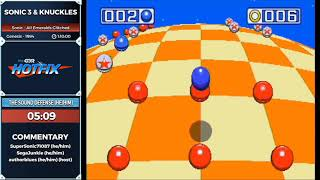 Sonic 3 and Knuckles by TheSoundDefense in 1:09:47 - Sonic and the Shiny Things