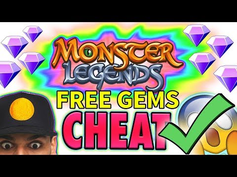 Monster Legends Cheats | Free Gems with a Monster Legends Hack on Android & iOS in ?