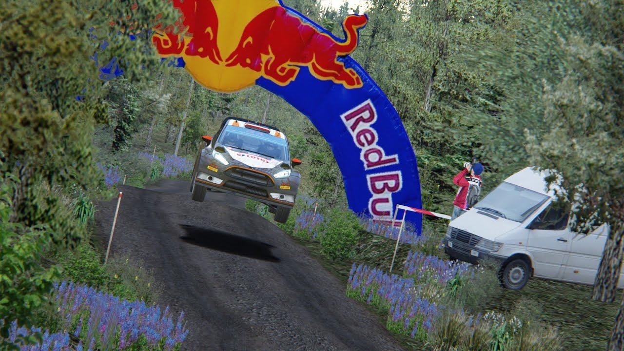 Assetto Corsa ONBOARD - Pine Ridge Rally (Ford Fiesta RS WRC - gravel spec) - YouTube & Assetto Corsa ONBOARD - Pine Ridge Rally (Ford Fiesta RS WRC ... markmcfarlin.com