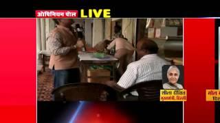 Opinion Poll Live from Gol Market Delhi MLA Sheila Dixit