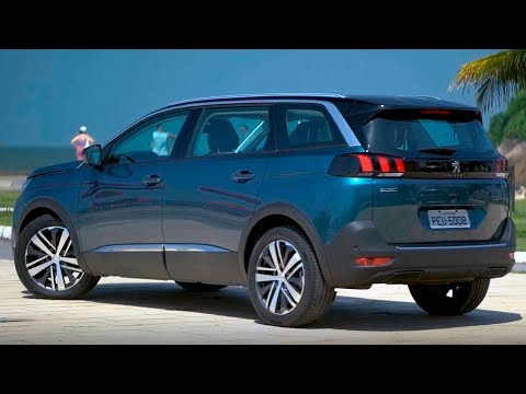Peugeot 5008: preço, consumo, performance e detalhes - Brasil - www.car.blog.br