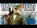 Playing An ACTUAL WW2 Battlefield Game Battlefield 1943 mp3